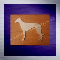 Greyhound stamping blank, dog blank