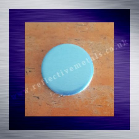 Hand Punched 3mm Thick Disc 25mm
