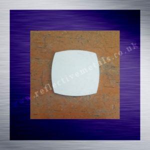 Laser Cut Cushioned Square