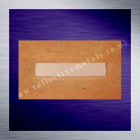 Laser Cut Rectangle 6mm x 30mm