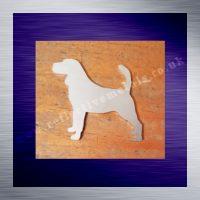 Laser Cut Beagle