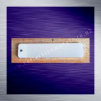 10mm x 45mm Rectangle with a hole