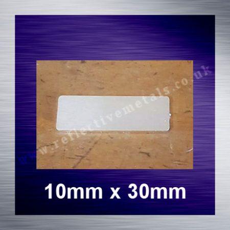 10mm x 30mm Rectangle