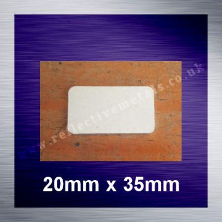 20mm x 35mm Rectangle