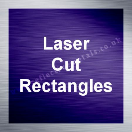 Laser Cut Rectangles