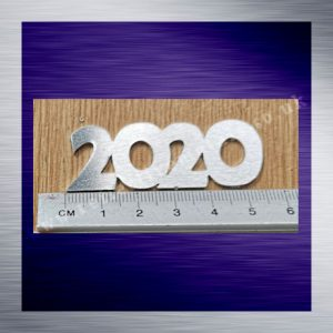 2020 Laser cut from 1.5mm food safe grade aluminium