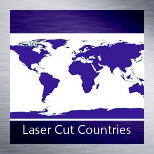LaserCutCountries