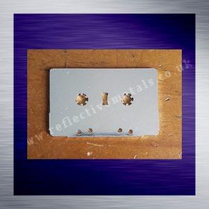 Laser Cut Cassette Tape