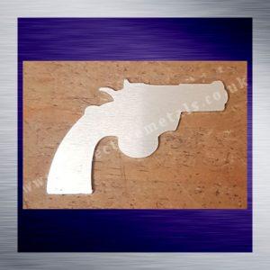 Laser Cut Revolver