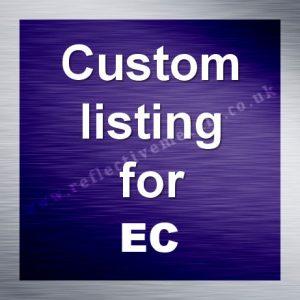 CustomlistingforEC
