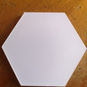 Acrylic Circle Blank